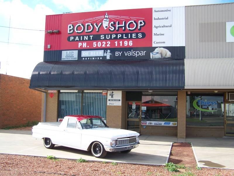 Body Shop Paint Supplies Mildura, 256 Etiwanda Ave, Mildura, Victoria, 3500, Australis