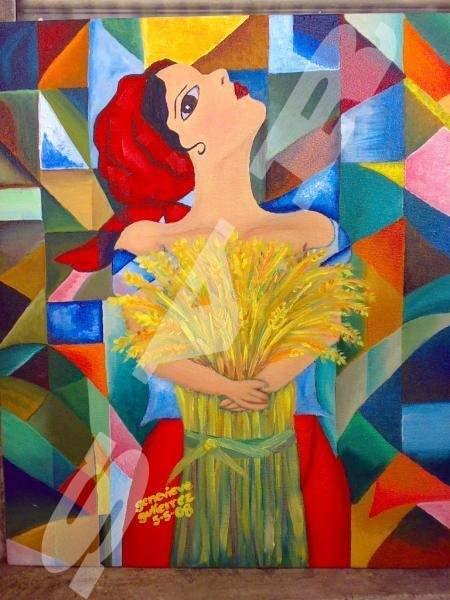 Lady Harvest