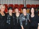 Sue, Marilyn, Dawn, Rhonda, Heather