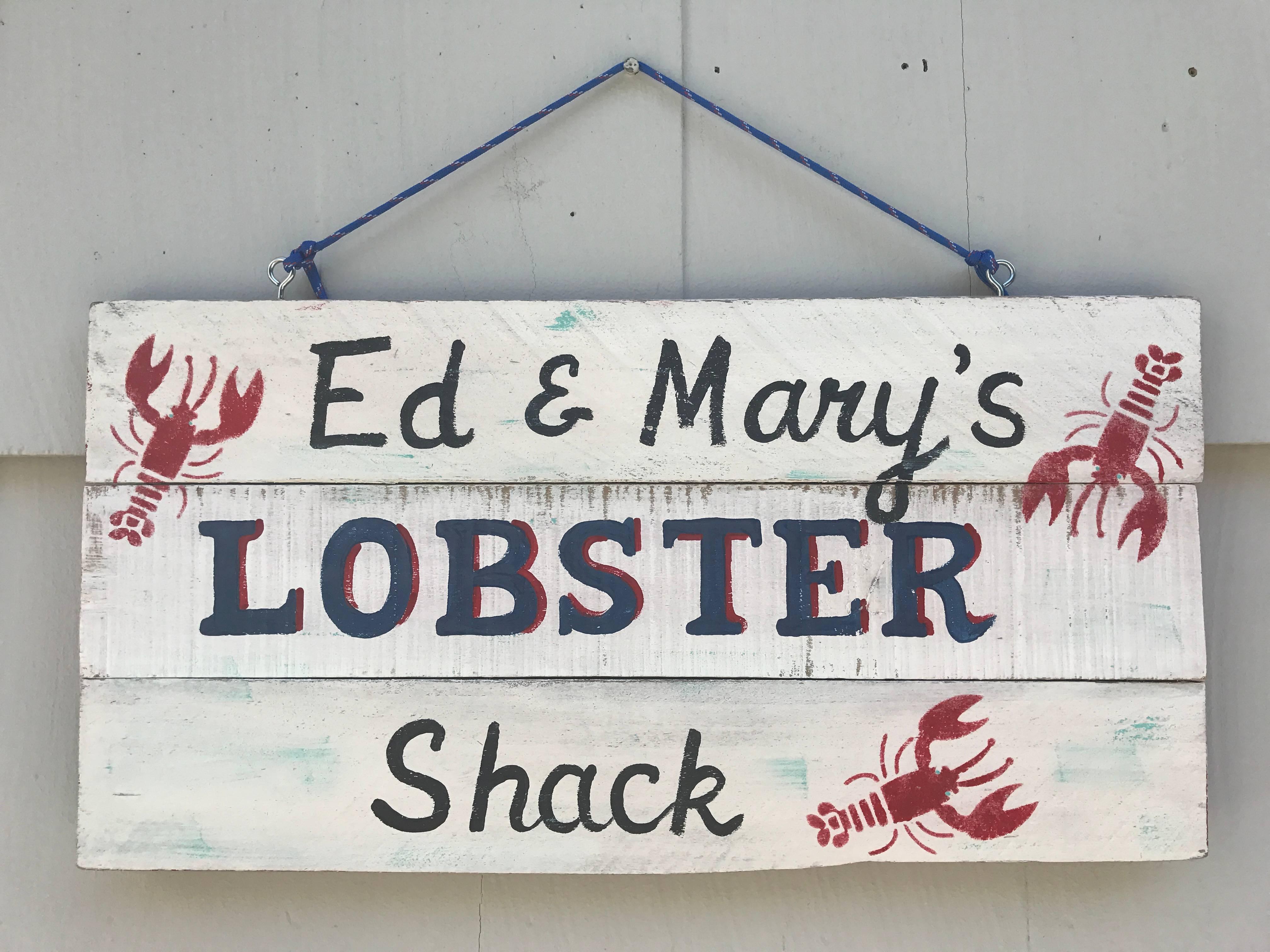 #lobstershacksign