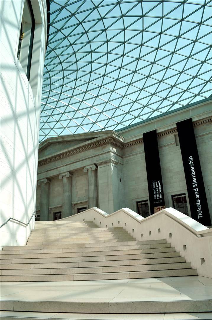 Courtyard 2, The British Museum