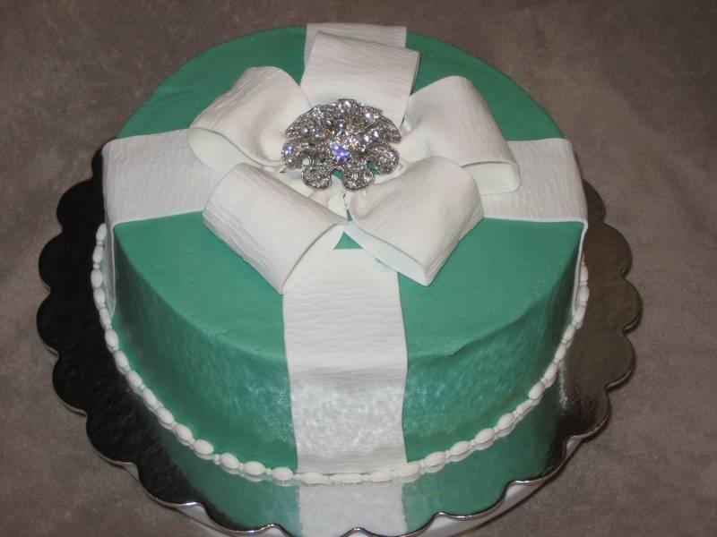 Tiffany's Cake