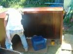 Varnishing & finishing