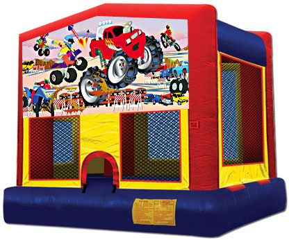 Monster Truck Moonwalk $90.00 plus tax