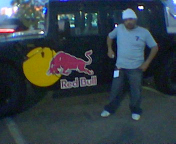 RED BULL LOCAL HERO TOUR 2004 - 03