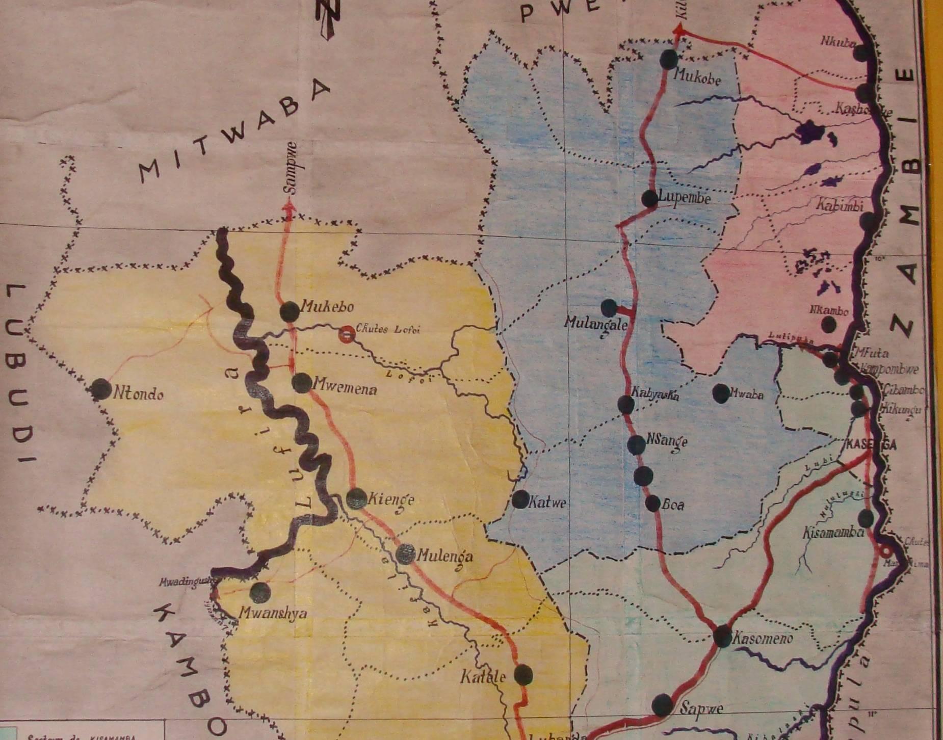 Kasenga District