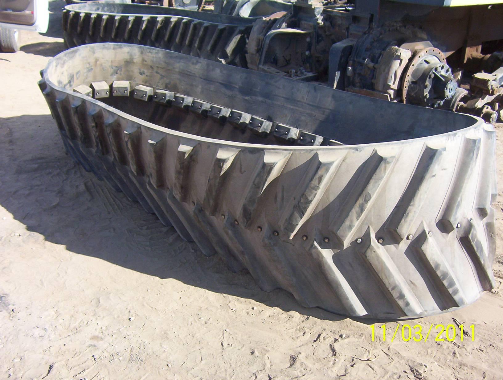 """Camoplast 3500 32"""" Belt @ 80%"""