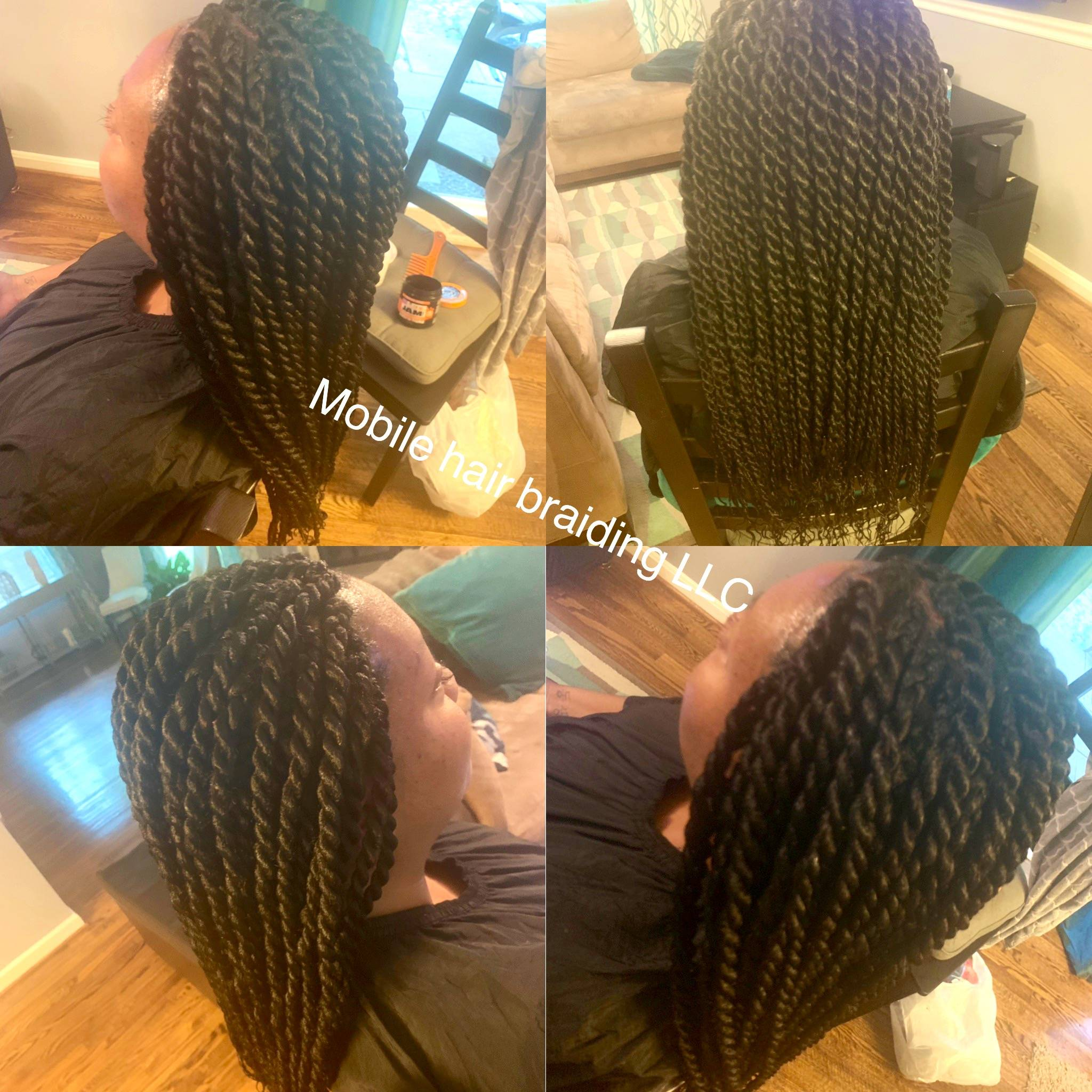 Havana twist completed in Severn park, MD