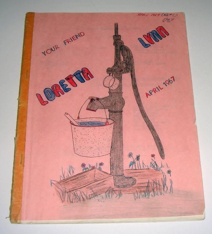 FCJ RARE HAND Color version APRIL 1967