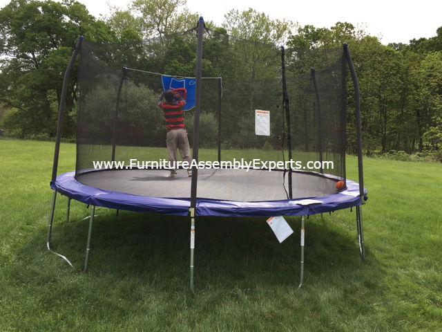 skywalker trampoline removal service in fort washington MD