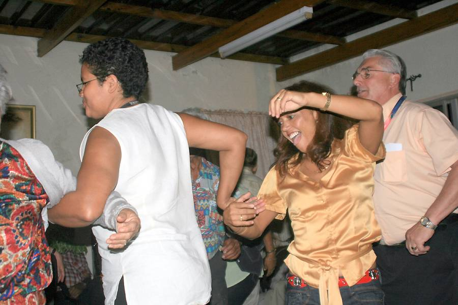 Mispah Farewell Party