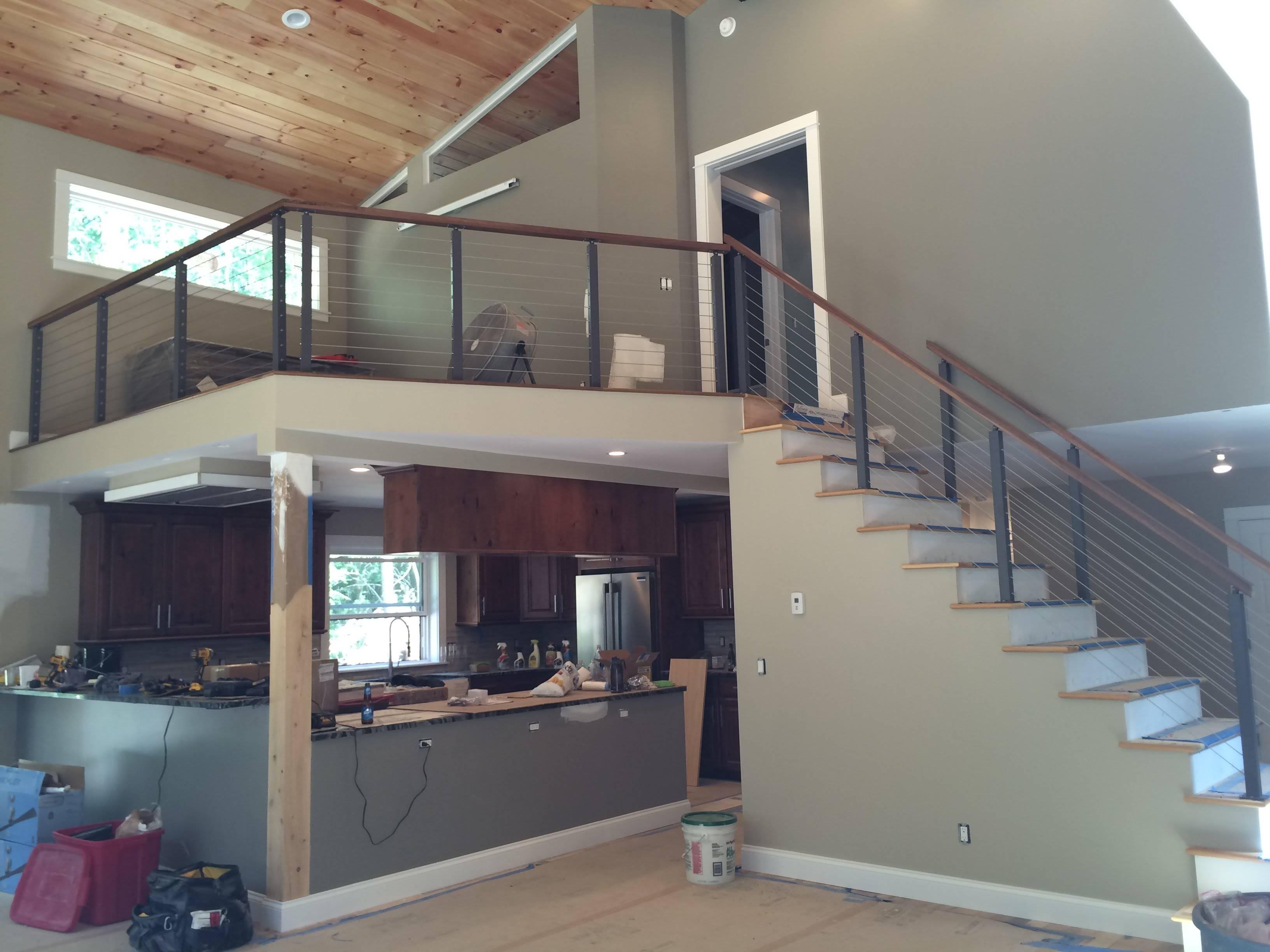 Jeremy Bouchard's railings