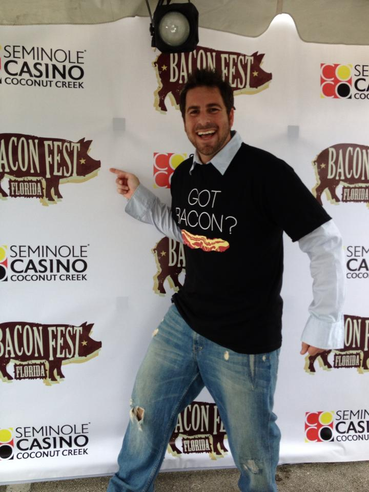 Evan Golden - BaconFest