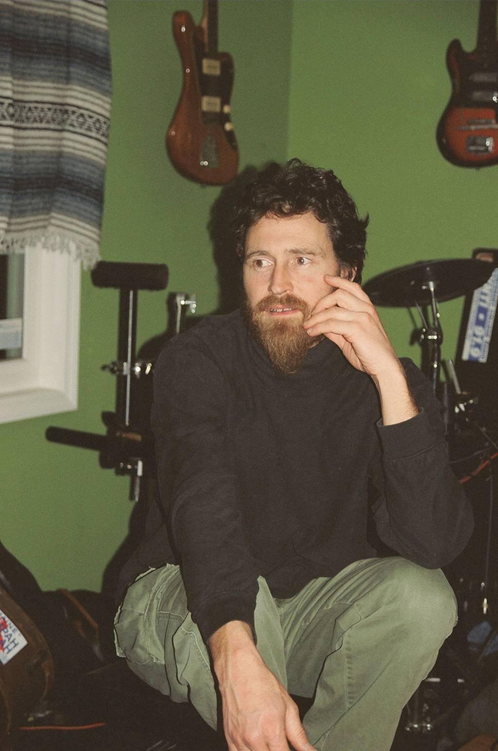 Jon in Studio