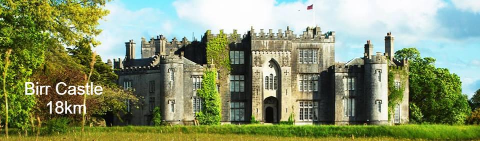 Birr Castle & Gardens,Co.Offaly.