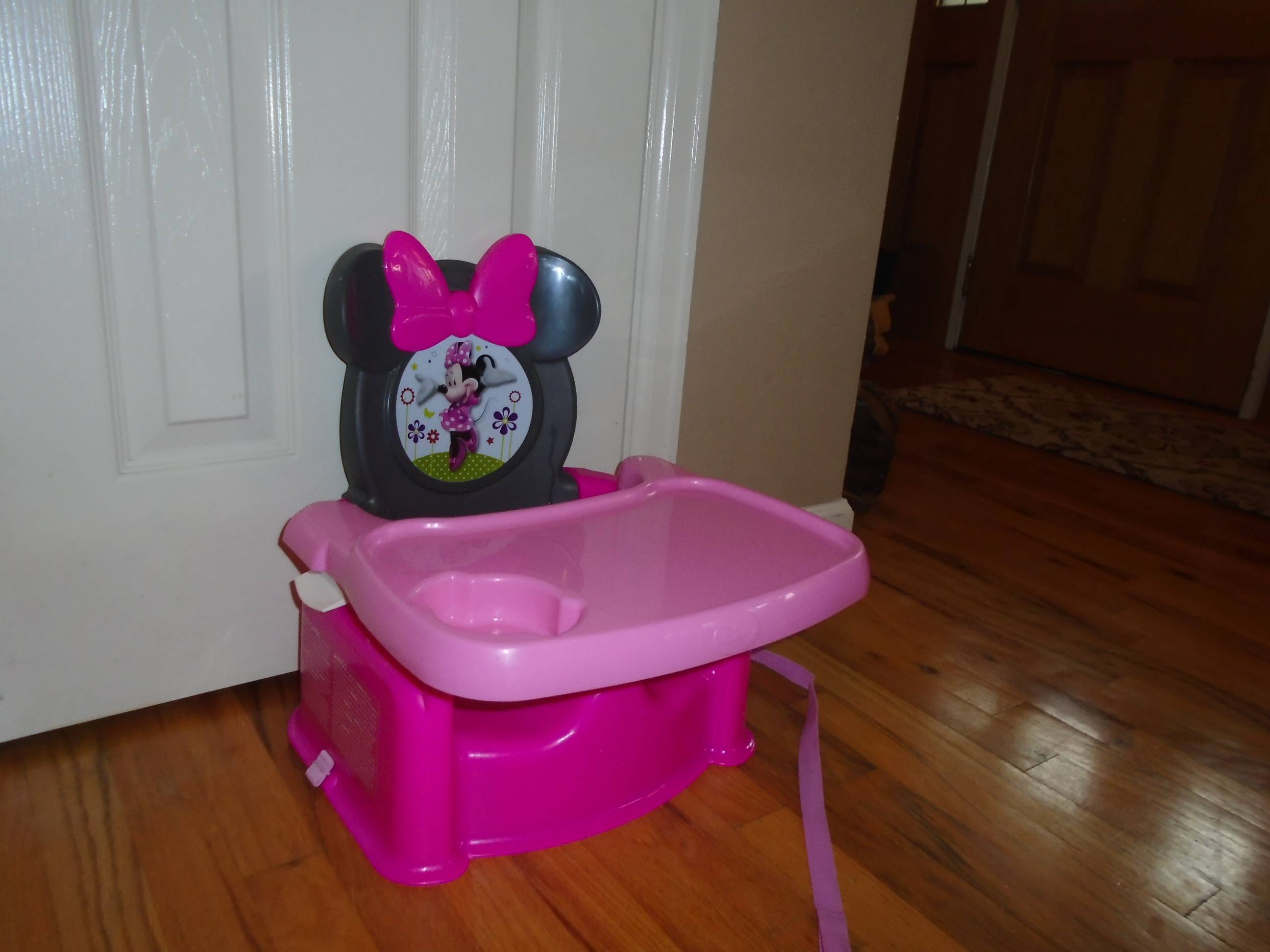 The First Years Minnie Mouse Booster Seat - $20