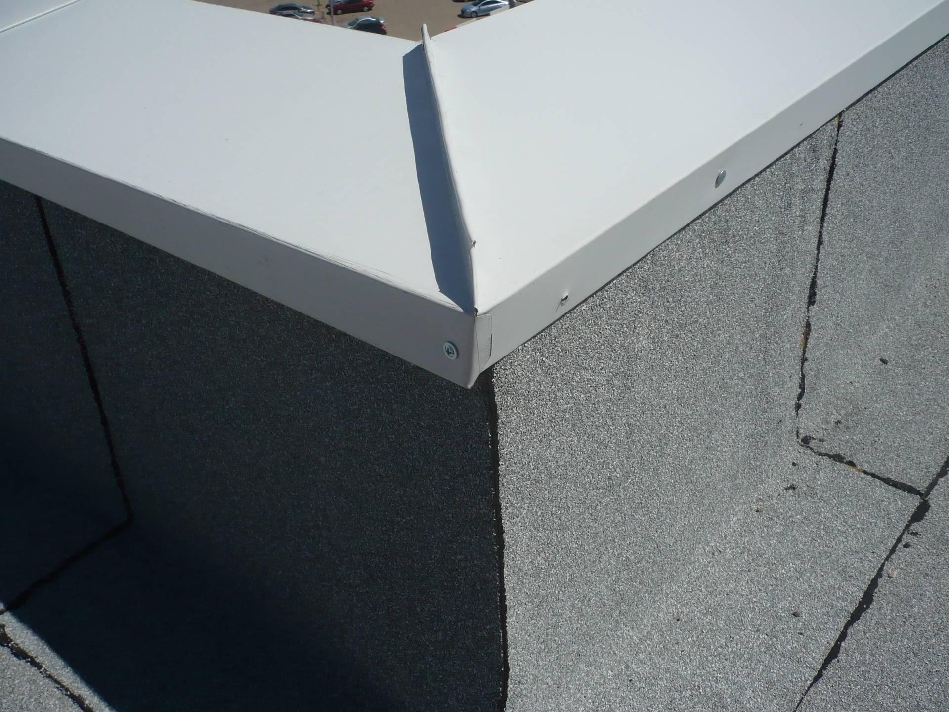 Aluminium Roof Trim.