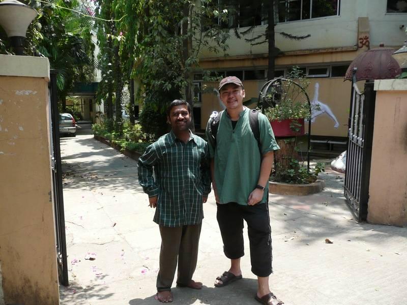 Manish - the gatekeeper & me