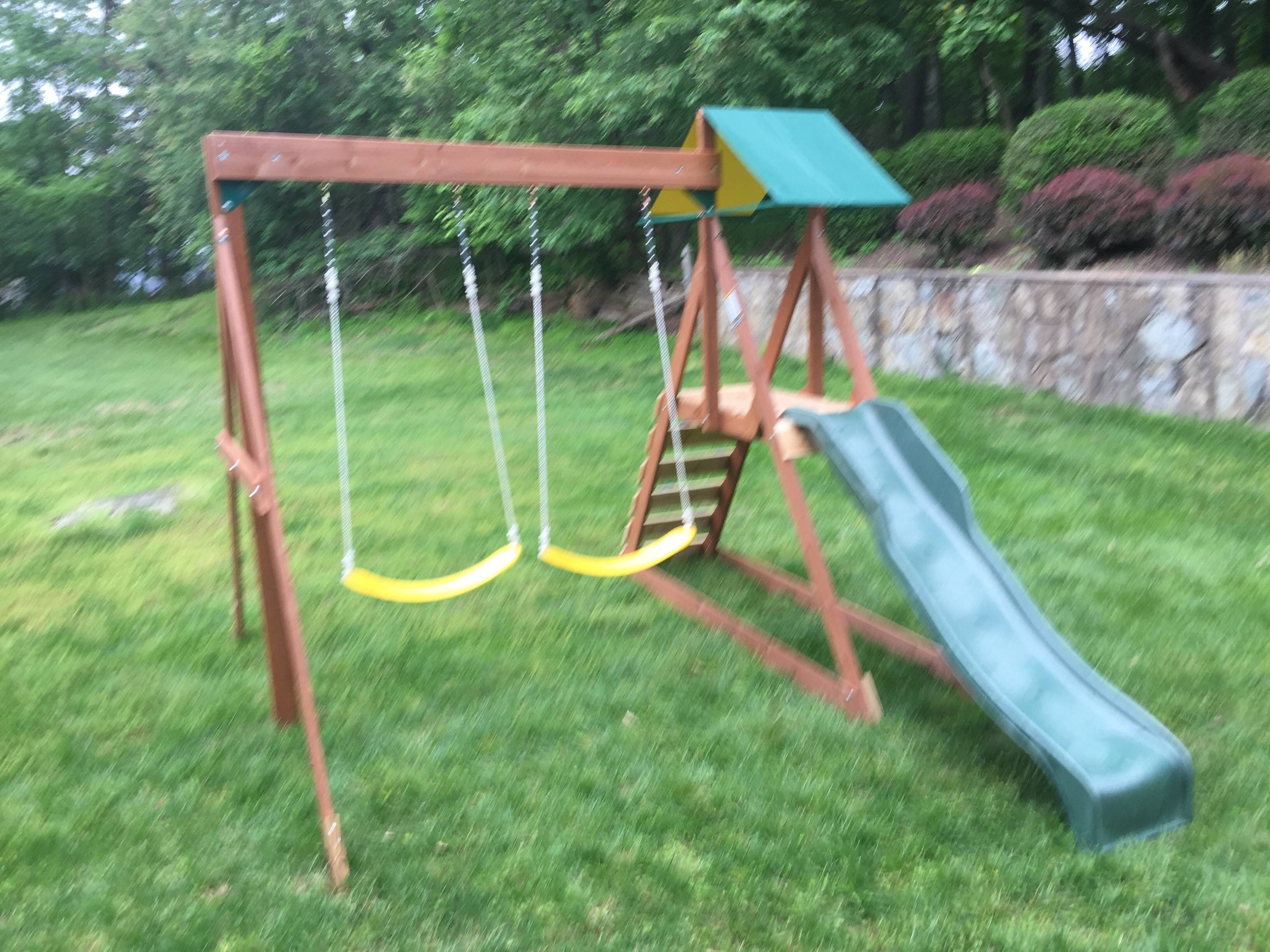swing set installers in brunswick MD