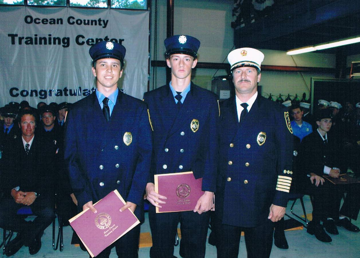 FF1 Graduation at the OCFA