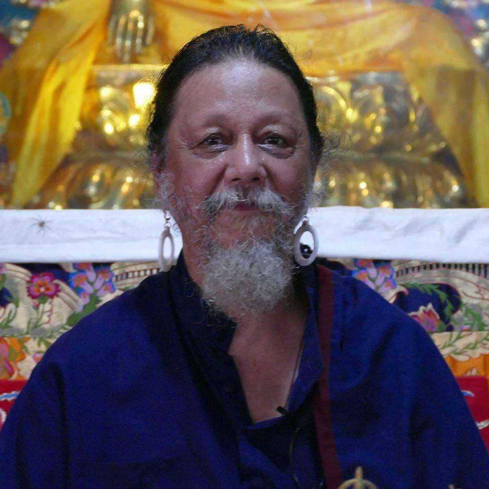 Rev. Sridhar Rana Rinpoche