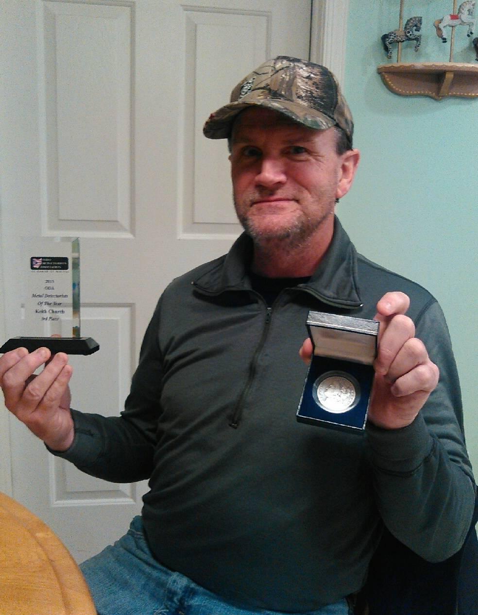 Keith Church DOTY Winner