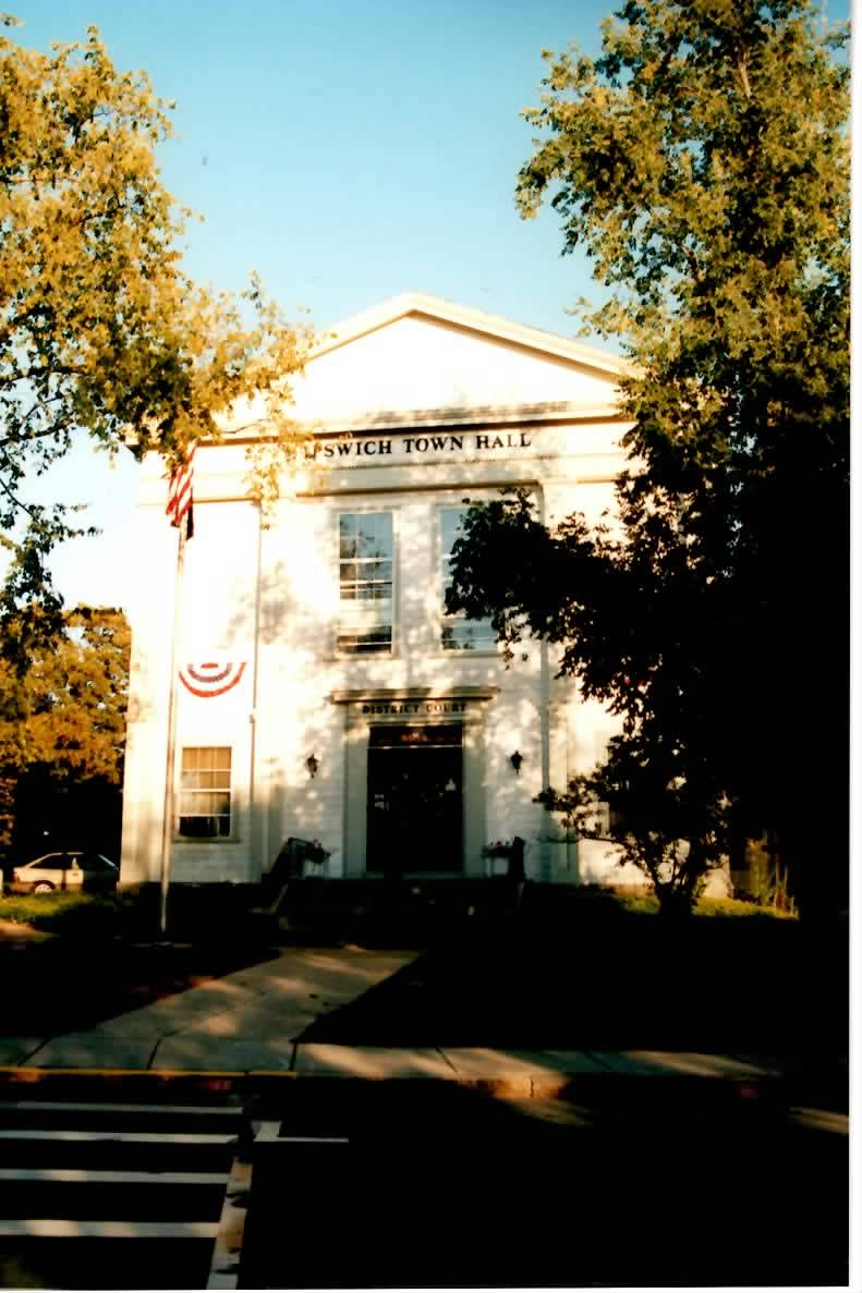 Old Ipswich Town Hall