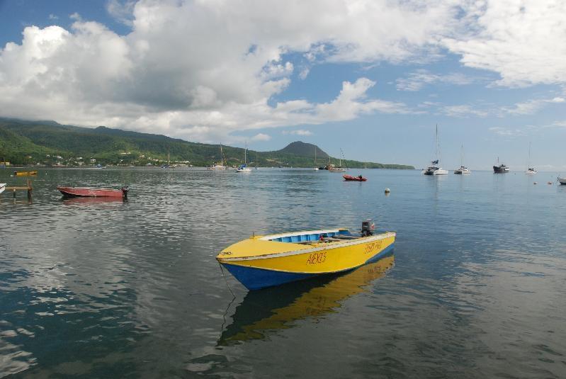 Alexis' boat