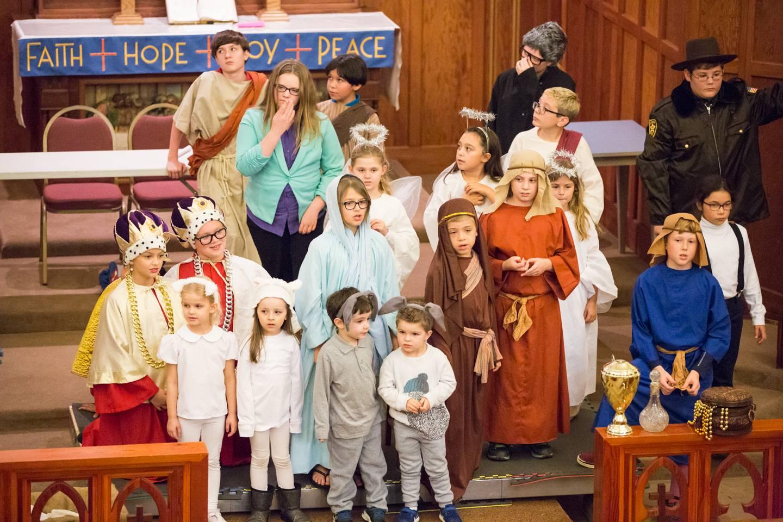Children's Christmas Program