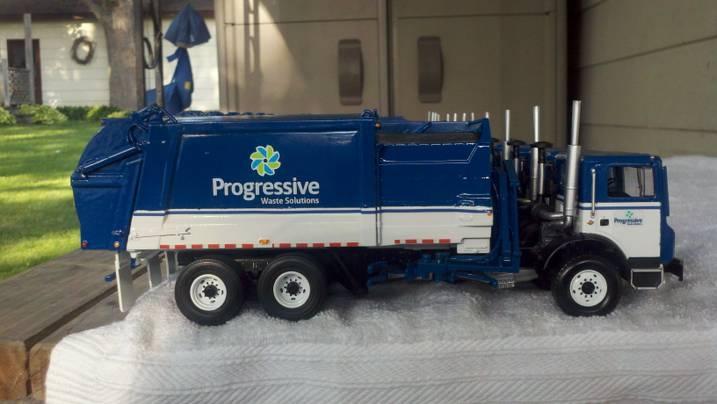 progressive waste