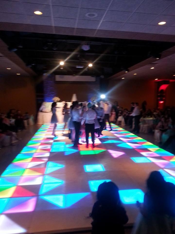 Custom size Led DanceFloor