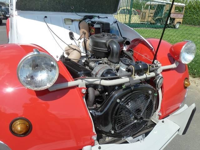2cv motor