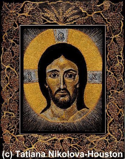 Christ - The Vine of Life