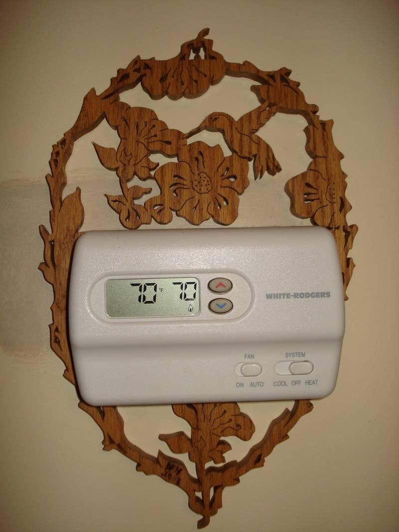 Thermostat 'surround'