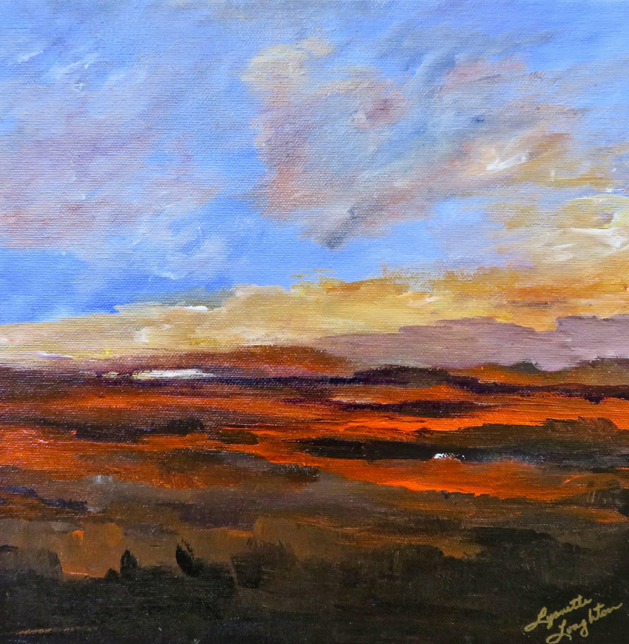 Desert Evening Colors