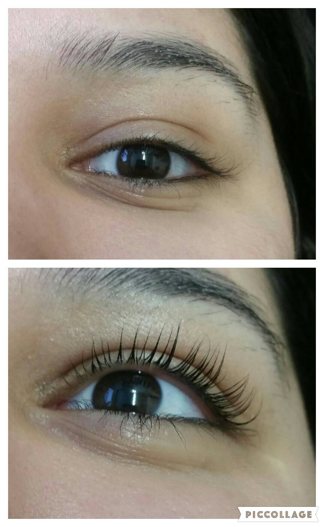 New Lash Lift