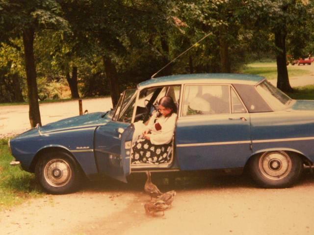 1969 Rover