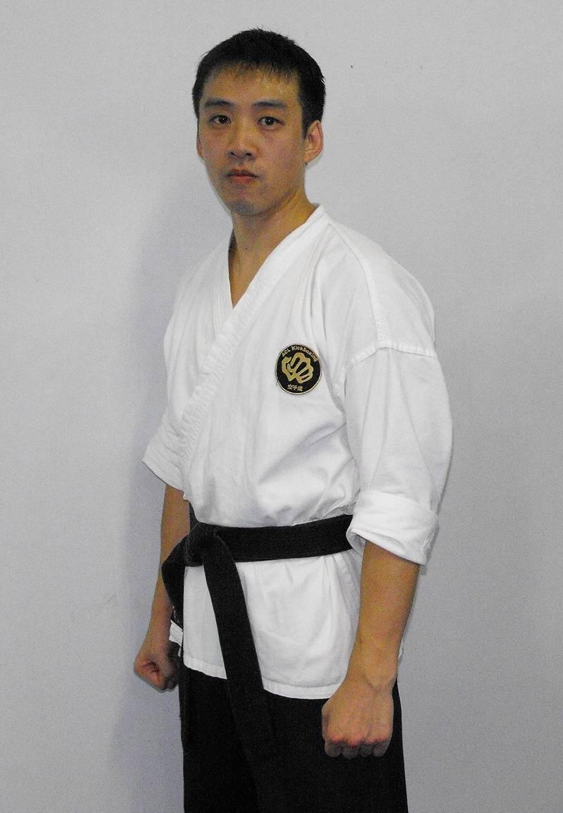 Shihan Alan Chan.
