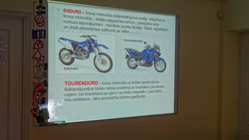Motociklu tipi