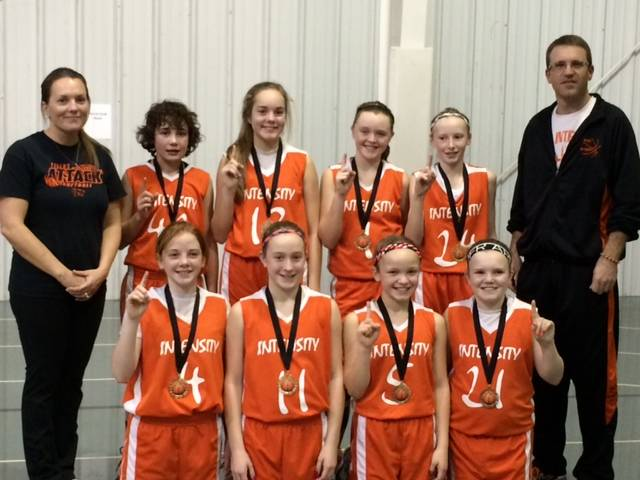Jan. 2013 CICS-Grinnell 1st Place