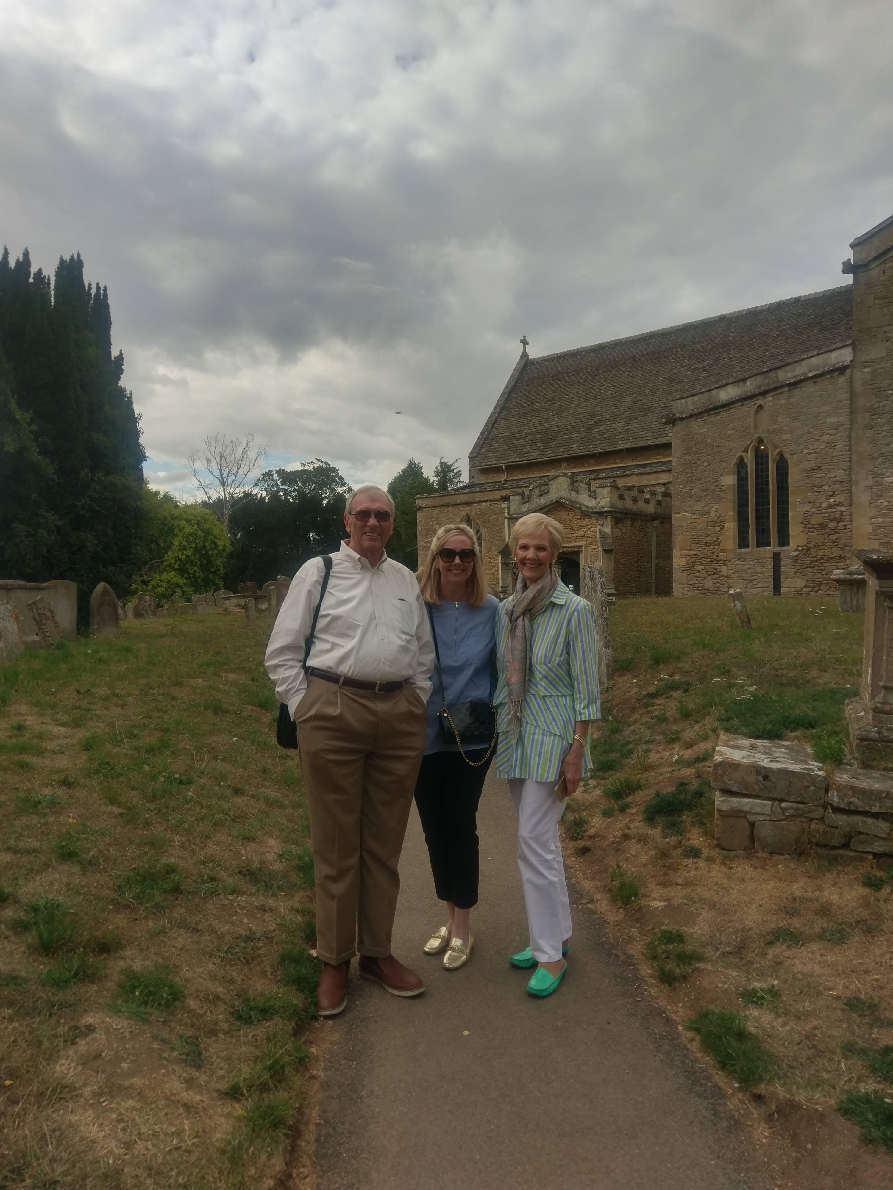 Bampton - Church of Downton Abbey