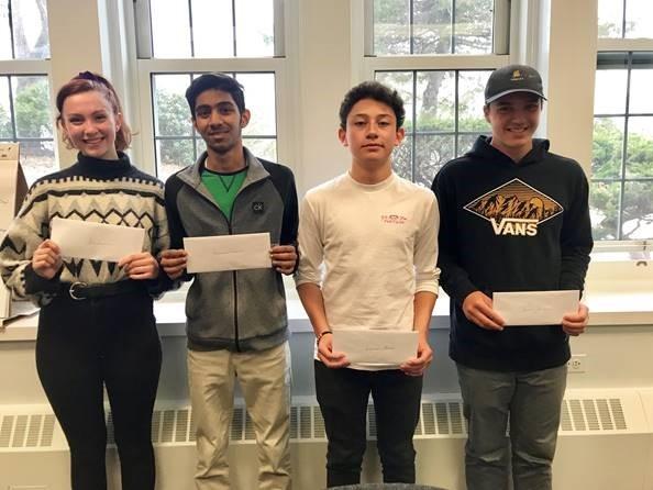 College Prep Scholarship Winners 2019