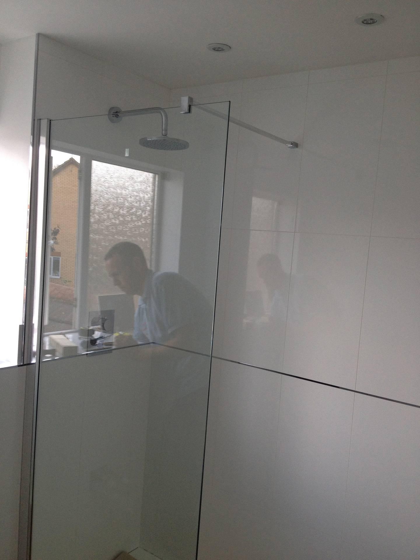 Main bathroom and en-suite, Higham Ferrers