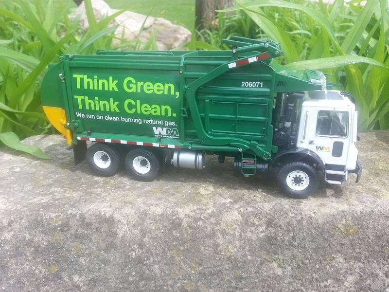 think green