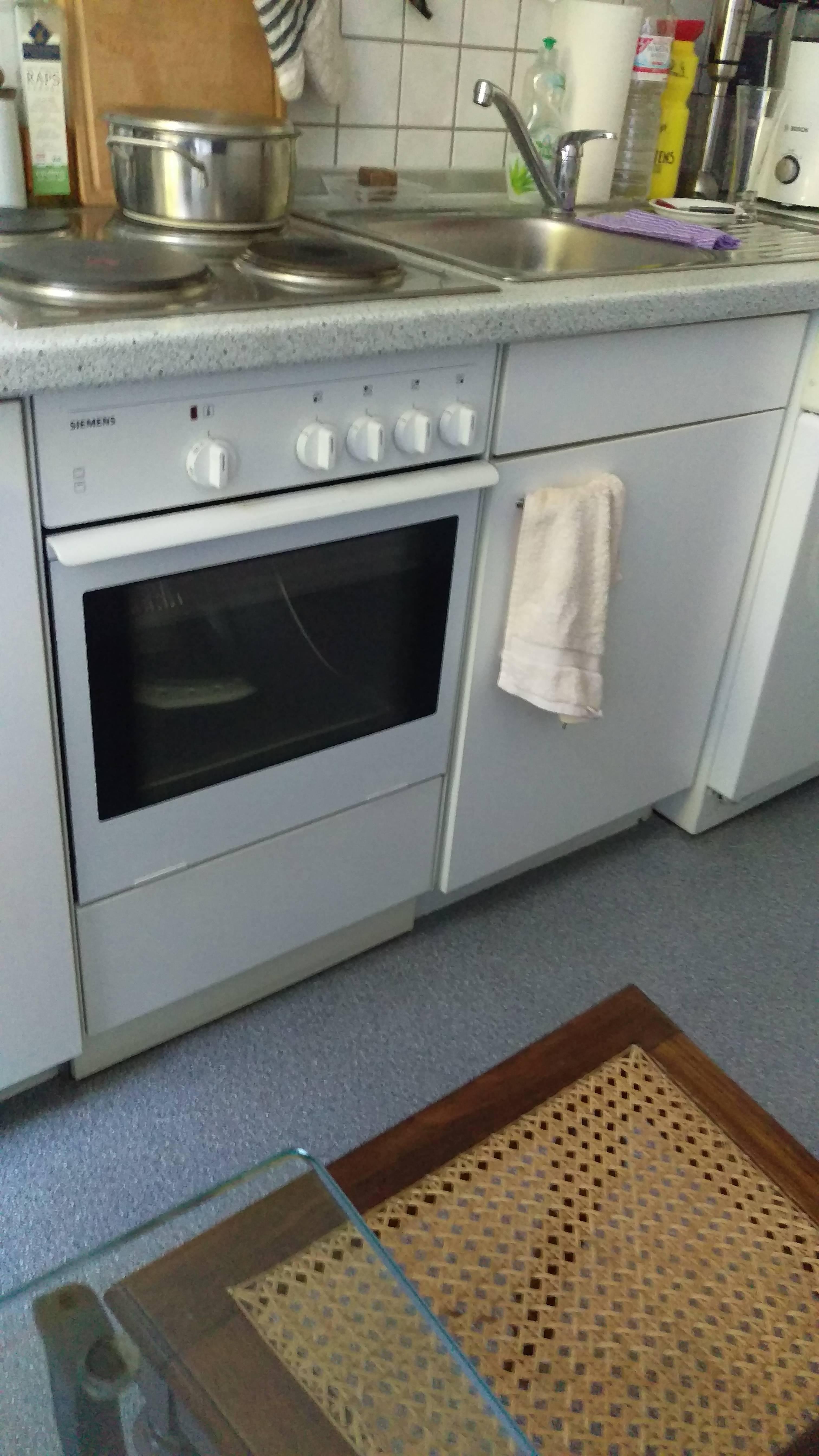 30 Jahre alte Küche