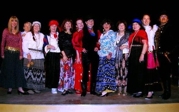 Gypsy Love Musical 2005