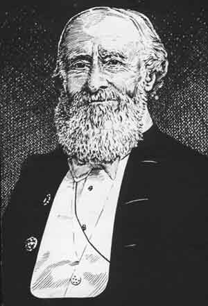 Sir George Williams, founder of the YMCA