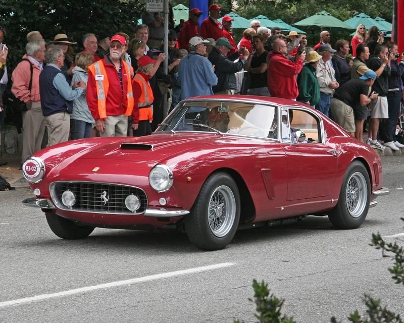 1959 Ferrari 250 GT SWB Scaglietti Berlinetta