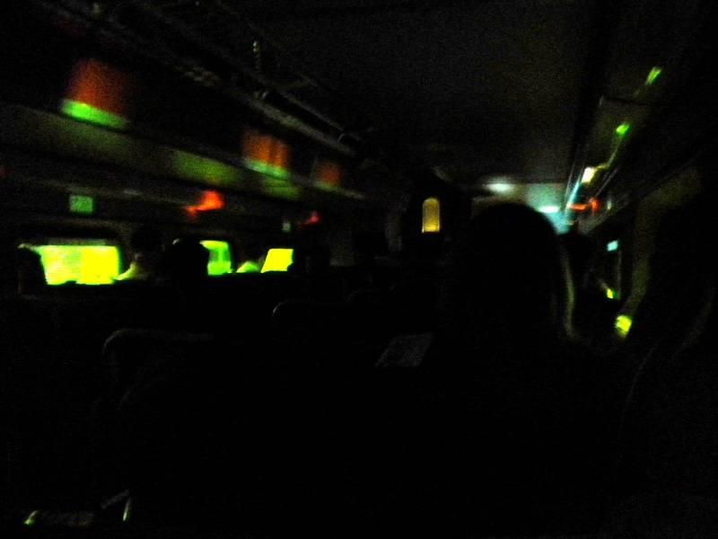 Commuter Darkness