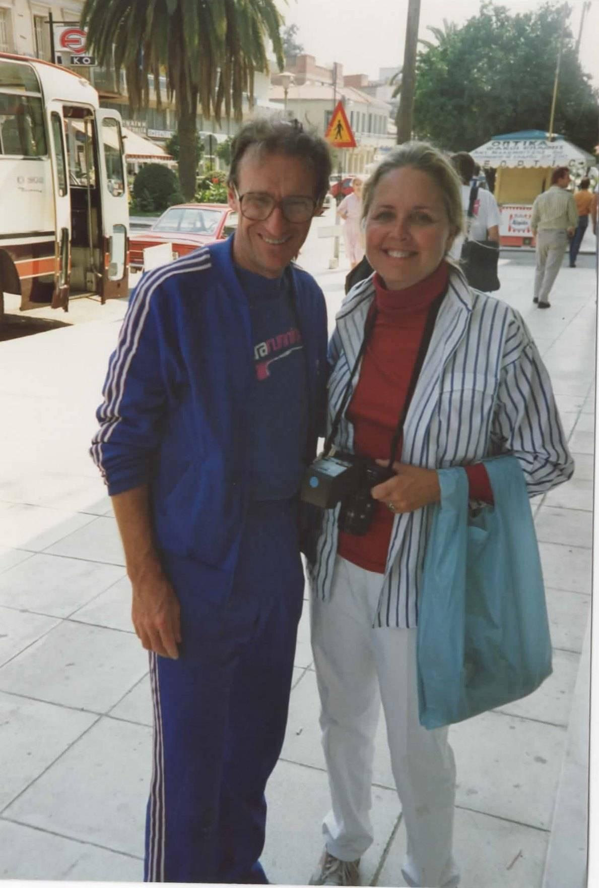 Marvin Skagerberg 1988